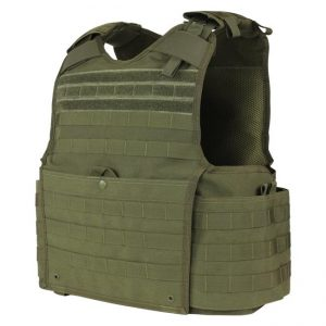 Quick Release Plate Carrier(QRPC)